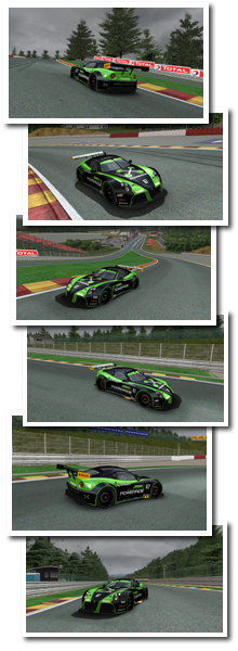 Screenshots des 24H de Sakhir